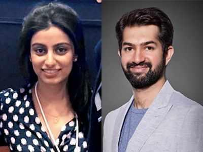 Avani Birla announces engagement to Karan Bedi