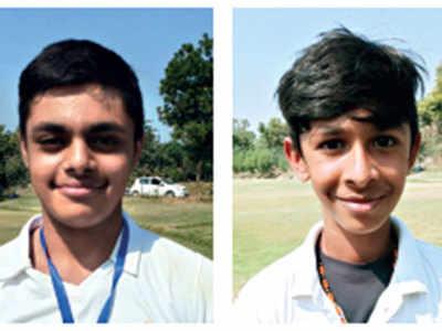 Parth, Jainish power MPCA win