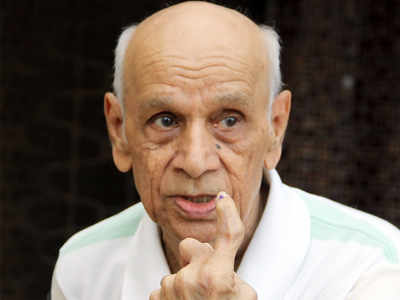 Spinner Bapu Nadkarni passes away