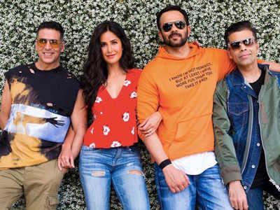 Confirmed! Katrina Kaif joins Rohit Shetty's Sooryavanshi team