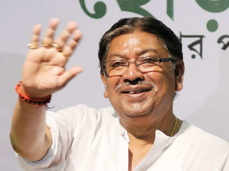West Bengal: Somen Mitra takes charge as state Congress president