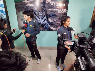 From Saurabh Chaudhary to Manu Bhaker, here's what parents of young Indian shooters have to say about their children's dedication to sports