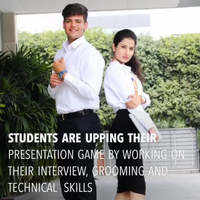 Placement week readiness of students