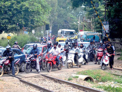 Techies sought trains to beat traffic; now traffic is beat