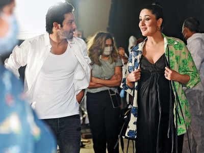 Kareena Kapoor Khan hosts Varun Dhawan on new show
