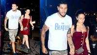 Tiger Shroff's sister Krishna Shroff walks hand in hand with beau Eban Hyams post dinner date