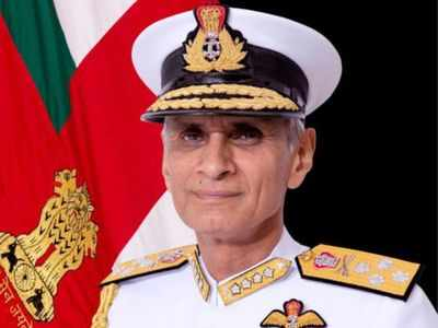 Indian Navy is prepared to thwart JeM's underwater plans: Admiral Karambir Singh