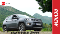 Jeep Compass Diesel AT | Travelogue