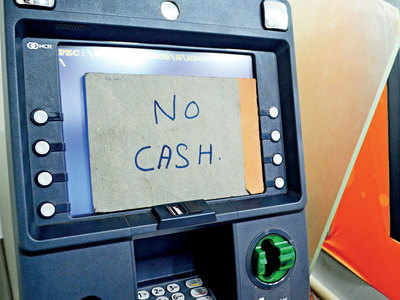 Parl panel nudges RBI to fix dry ATMs