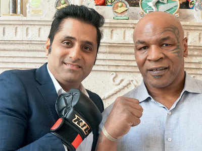 Mike Tyson joins search for India's McGregor, which will start with Kumite League