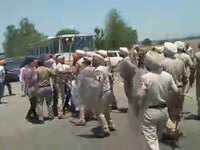 Patiala: Over a dozen injured in clash between two groups of Sikh protesters