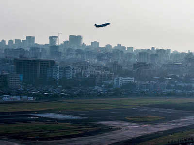 BMC commissioner against high TDRs in airport funnel zone