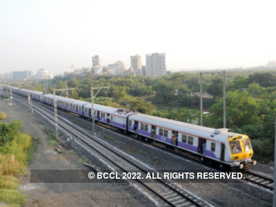 Central Railway announces mega block on main line and harbour line on Sunday