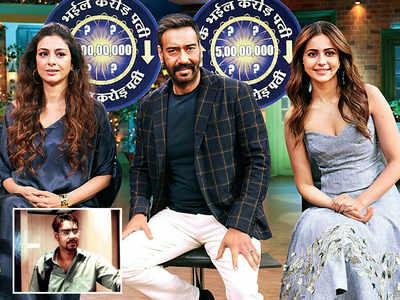 Ram Gopal Varma's Bhoot made Ajay Devgn swear off elevators