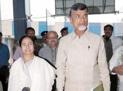 Naidu withdraws 'general consent' for CBI probes, Mamata follows