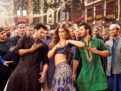 Aira Gaira: Kriti sets the stage on fire in this peppy track