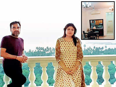 Pankaj Tripathi on his new sea-facing apartment in Madh Island: Everything that's happening now is extra... surplus