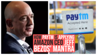 Two-pizza rule: How Paytm is applying Amazon CEO Jeff Bezos' mantra