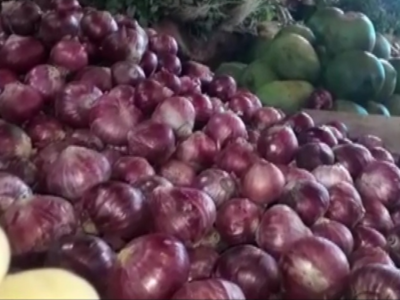 Guj: Thieves steal onions worth Rs 25,000 from shop