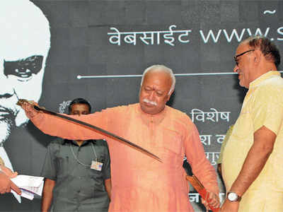 We must unite for Bharat: RSS chief Mohan Bhagwat