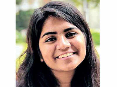 Nirma student bags Rs 46L salary package