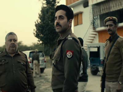 Article 15 movie review: Ayushmann Khurrana, Isha Talwar-starrer serves as a bitter reminder of disdainful atrocities