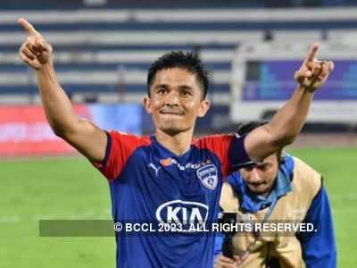 Sunil Chhetri tests positive for COVID-19, says he's feeling 'fine'