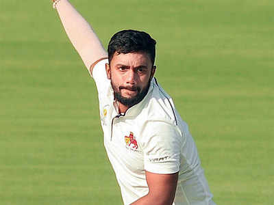 Ranji Trophy: Shams Mulani to the fore