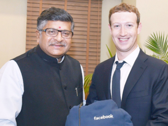 Govt to Zuckerberg: Won't tolerate data theft, can 'summon you' to India