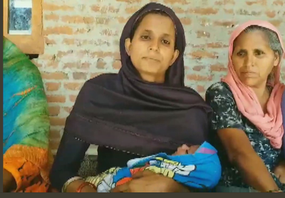Muslim woman names newborn 'Narendra Modi'