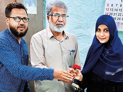 SSC results 2020: Muslim girl from Malegaon's Marathi school scores 89.8%