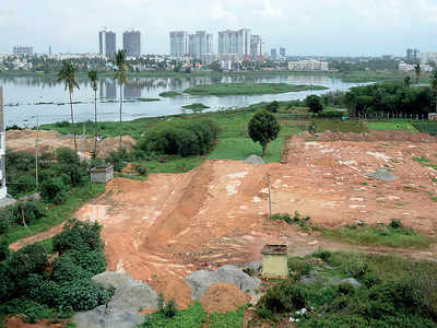 BDA to de-water Bellandur, Varthur lake in a month