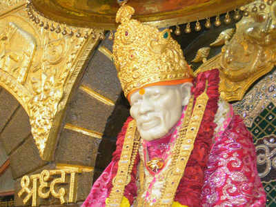 Locals call for Shirdi shutdown to protest CM's 'Saibaba' comment