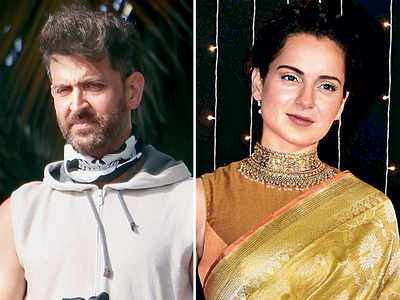 Hrithik vs Kangana 2016 case goes to Crime Intelligence Unit; Mumbai Police say decision based on a request from actor's lawyer
