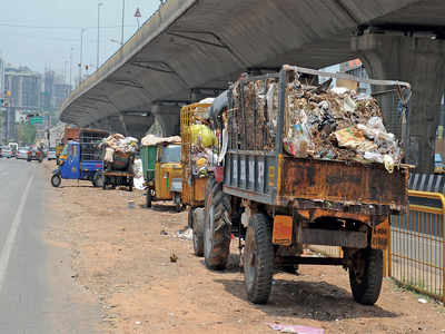 BBMP tells HC it is going all out to tackle waste