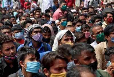 Coronavirus live updates: Over 8,000 new cases in Maharashtra, 529 in Mumbai