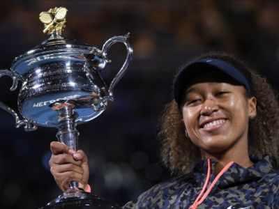 Naomi Osaka beats Jennifer Brady, wins 2nd Australian Open title