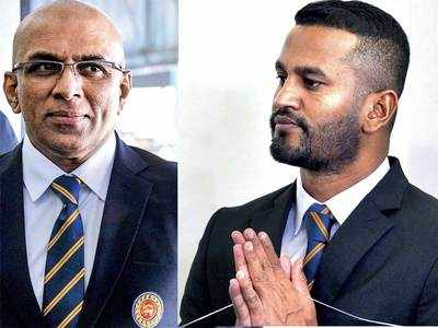 Will Sri Lanka's coach Chandika Hathurusingha and skipper Dimuth Karunaratne put their differences aside  before World Cup?