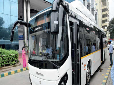 BMTC gets green signal to open bids for 90 e-buses