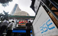BSE Sensex hit a record high of 61,353.25; closes at 61,305.95