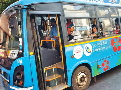 PMPML lets men get onto its all-women special buses