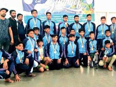 Gujarat win kabaddi title