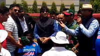 Suniel Shetty inaugurates India-Bangladesh Wheelchair Cricket Series