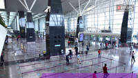 Here's a glimpse at contact less journey at the Kempegowda International Airport