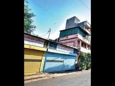 Containment zone shops demand to open for business