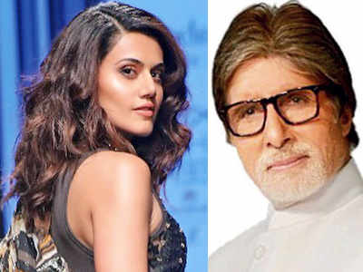 Amitabh Bachchan, Taapsee Pannu reunite for Sujoy Ghosh's murder mystery