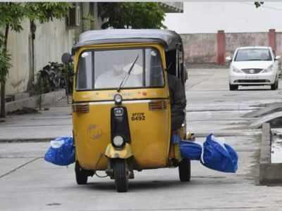 Telangana: Covid-19 patient's body taken to burial ground in auto rickshaw