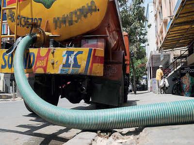 Mahadevapura to face water crisis from today