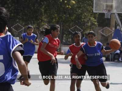 Over 3000 students from Jr NBA program to attend the NBA India Games