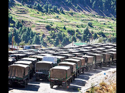 China doubled military infra at LAC after Doklam: Report